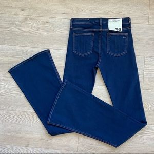 NWT Rag & Bone Beckett 10 inch Bell Jeans